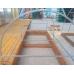 Деревянный фундамент для парника, 4 метра. ДОСКА 40х150 мм