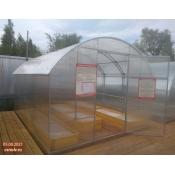 Теплица «ГРИБОК 3Ц» (ширина теплицы 3 метра)