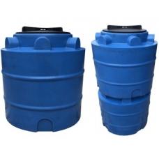 Пластиковая емкость (цилиндрическая) Ц-200