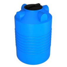Пластиковая емкость (цилиндрическая) Ц-400